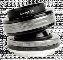Lensbaby Composer Pro II včetně Sweet 50 Optic Canon EF objektiv
