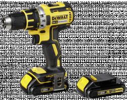 DeWalt DCD790S2-QW Aku vrtačka bez příklepu