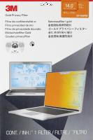 3M GF140W9E Privátní filtr Gold pro Laptop 14
