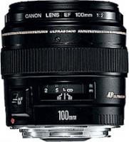 Objektiv Canon EF 100mm f/2.0 U