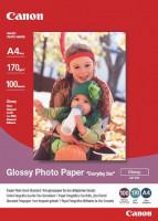 Canon GP-501, 10x15 fotopapír lesklý, 5 ks, 170g (0775B076)