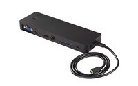FUJITSU portreplikator USB-C - VGA HDMI DP LAN 2x USB 3.0 - pro všechny typy notebooku s USB-C