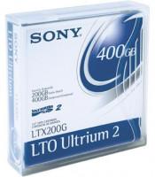LTO 2 ULTRIUM 609M 200/400 (LTX200GN-LABEL)