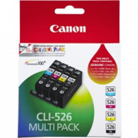Canon cartridge CLI-571 C/M/Y/BK PHOTO VALUE BL sec