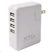 MULTI-USB WALL-CHARGER (P-AC-5UF-WEU01-RB)