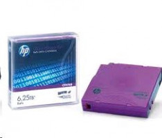 HP Ultrium RW Data Cartridge - LTO Ultrium 6 6.25 TB - pro StoreEver MSL2024, MSL4048, MSL8096