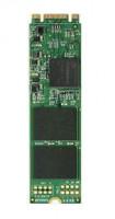 Transcend SSD M.2 64GB, MLC SATA 6GB/s, 2280-D2-B-M, čtení/zápis 560/330MB/s