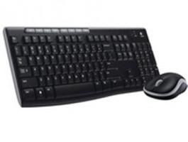 Logitech MK270 klávesnice (CZ) a myš