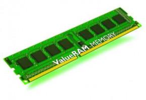 DIMM DDR3 8GB 1333MHz CL9 STD Height 30mm, KINGSTON ValueRAM (KVR1333D3N9H/8G)