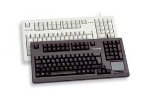 Cherry TouchBoard G80-11900LTMEU-2 US-ENG s € černá 2xPS/2