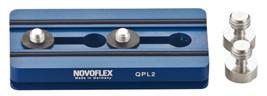 Novoflex Q=PLATE PL 2- upínaci destičky 84mm