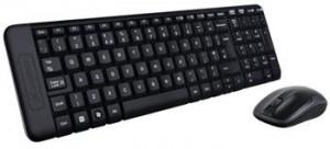 Logitech MK220 klávesnice (CZ) a myš