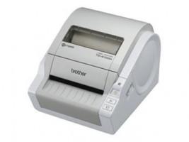 Brother TD-4100N (tiskárna štítků, 300 dpi, max šířka 105,6 mm), ethernet (TD4100N)