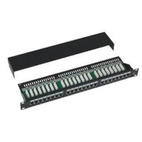 STP Patchpanel, Cat.5e, 24-Port (3101)