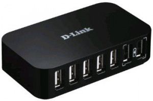 D-Link DUB-H7 7-Port Hi-speed USB 2.0 Hub