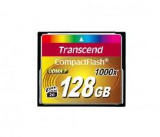 Transcend Compact Flash karta 128GB 1000x, pro průmysl. využití