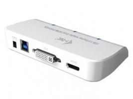 iTec USB3.0 DVI/VGA/HDMI Dual Display adaptér FullHD+ 1152p (U3DUALADA)
