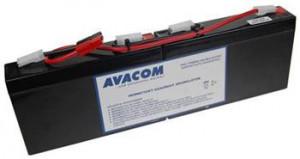 Baterie Avacom RBC18 bateriový kit - náhrada za APC - neoriginální