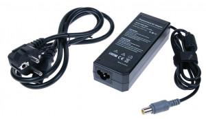 Adaptér Avacom nabíjecí pro notebooky IBM/Lenovo 20V 4,5A 90W konektor 7,7mm x 5,5mm pin inside - neoriginální