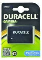 DURACELL Baterie - DR9966 pro Panasonic DMW-BLD10E, černá, 950mAh, 7.4V
