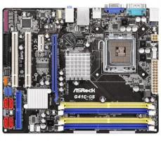 ASRock G41C-GS R2.0, G41, COMBO DDR2-800/DDR3-1066, 4xSATA2, VGA, mATX