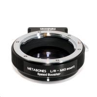 Metabones adaptér Leica R an MFT