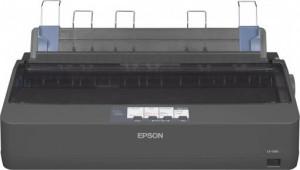 EPSON jehličková LX-1350 - A3/ 9pins/ 347zn/ 1+4kopii/ USB/ LPT/ Serial (C11CD24301)