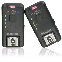Kaiser MultTrig AS 5.1 Set Trigger for Camera & Flash (Kaiser 7001)