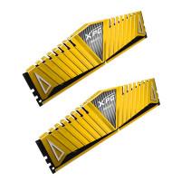 ADATA XPG Z1 2X4GB 3333Mhz DDR4 CL16 DIMM, zlatý chladič (AX4U3333W4G16-DGZ)