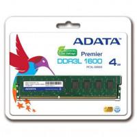 ADATA Premier 4GB 1600Mhz DDR3L Cl11 U-DIMM (ADDU1600W4G11-S)