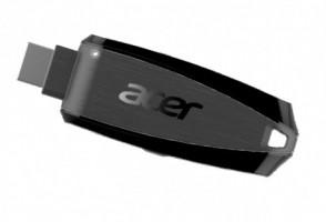 Acer MWiHD1 - Síťový adaptér - HDMI / MHL - WiHD - bílá - pro Acer H6517BD, H6517ST, H7550BD, P1387