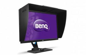 "BENQ MT LCD 27"" SW2700PT, 5ms, 1000 :1, 2560x1440, 350nits, DVI-DL, HDMI 1.4 x 1, DP1.2, USB3.0x2, SPK,kabel DVI/HDMI/D"