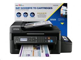 Epson EcoTank ET-4500 - Multifunkční barevná tiskárna (C11CE90402)