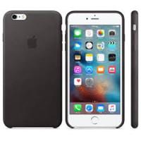 Apple iPhone 6S Plus Leather Case Black (MKXF2ZM/A)