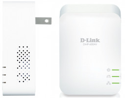 D-link Základní sada PowerLine AV2 1000 Gigabit Starter Kit - DHP-601AV/E