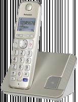 Panasonic KX-TGE210GN (bez CZ menu)
