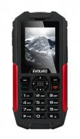 EVOLVEO StrongPhone X3, vodotěsný odolný Dual SIM telefon, fce. powerbank, svítilna (SGM SGP-X3-B)