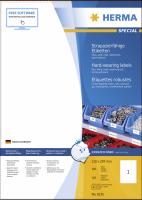 Herma Hardwearing Labels 210x297 100 Sheets DIN A4 100 pcs. 8335