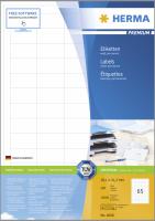 Herma Premium Labels 38,1x21,2 200 Sheets 13 000 ks (4606)