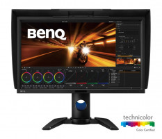 "27"" LED BenQ PV270-QHD,IPS,Rec709,piv (9H.LEJLB.QBE)"