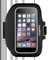 Belkin Slim-Fit Plus Náramek pro iPhone 6 Plus (černý) (F8W610BTC00)