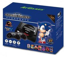 AtGames Sega Mega Drive Flashback HD (857847003837)