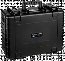 B&W Copter Pouzdro typu 6000/B černé s GoPro Karma Inlay