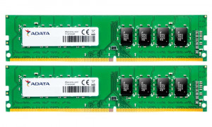 ADATA Premier 16GB DDR4 2666MHz / U-DIMM / CL19 / KIT 2x 8GB (AD4U266638G19-2)