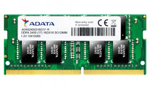 ADATA Premier 16GB DDR4 2400MHz / SO-DIMM / CL17 /