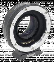 Metabones Speed Booster ULTRA Canon EF an Sony E držák Kamera