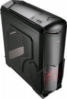 AeroCool BattleHawk Black MicroATX/ATX/MiniITX, počítačová skříň