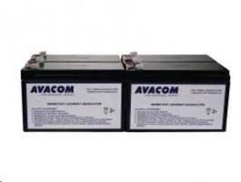 Baterie Avacom RBC106 bateriový kit - náhrada za APC - neoriginální