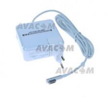 Adaptér Avacom nabíjecí pro notebooky Apple 16,5V 3,65A magnetic flip - neoriginální