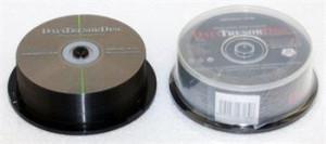 Média DVD+R DataTresorDisc 4,7GB, 4x, 25ks cakebox (DTD25CB)